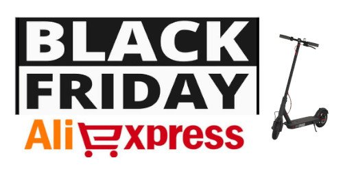 Black Friday monopattino elettrico