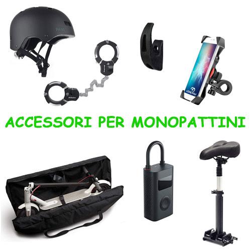 accessori per monopattini elettrici