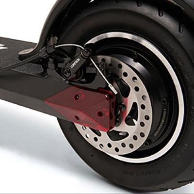 freno a disco monopattino elettrico i-bike mono truck