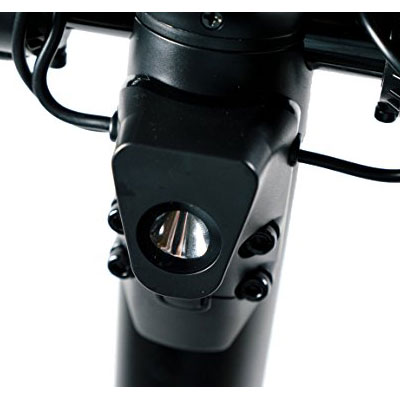 illuminazione monopattino elettrico i-bike freedom