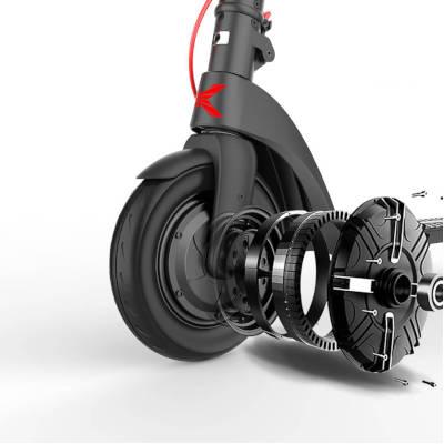 monopattino elettrico Nexity x8 Sonic motore